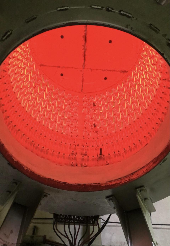 20210205焼鈍炉補修