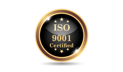 Quality management system according to ISO 9001